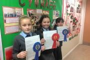 Pupils at St Francis School, Milford Haven, have proved their Welsh-speaking skills. PICTURE: S (21546282)