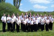 Milford Haven Junior Town Band.