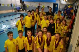 Roar-some result for Milford Haven Tigers swimmers