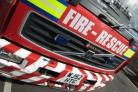Fire crews from Milford Haven attended a cooker fire at a property in Prescelly Place on Monday night.
