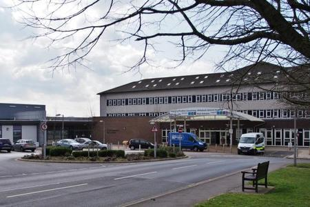 Physiotherapist denies sex assault at Withybush Hospital
