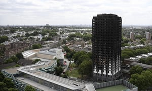 Grenfell Tower thanks