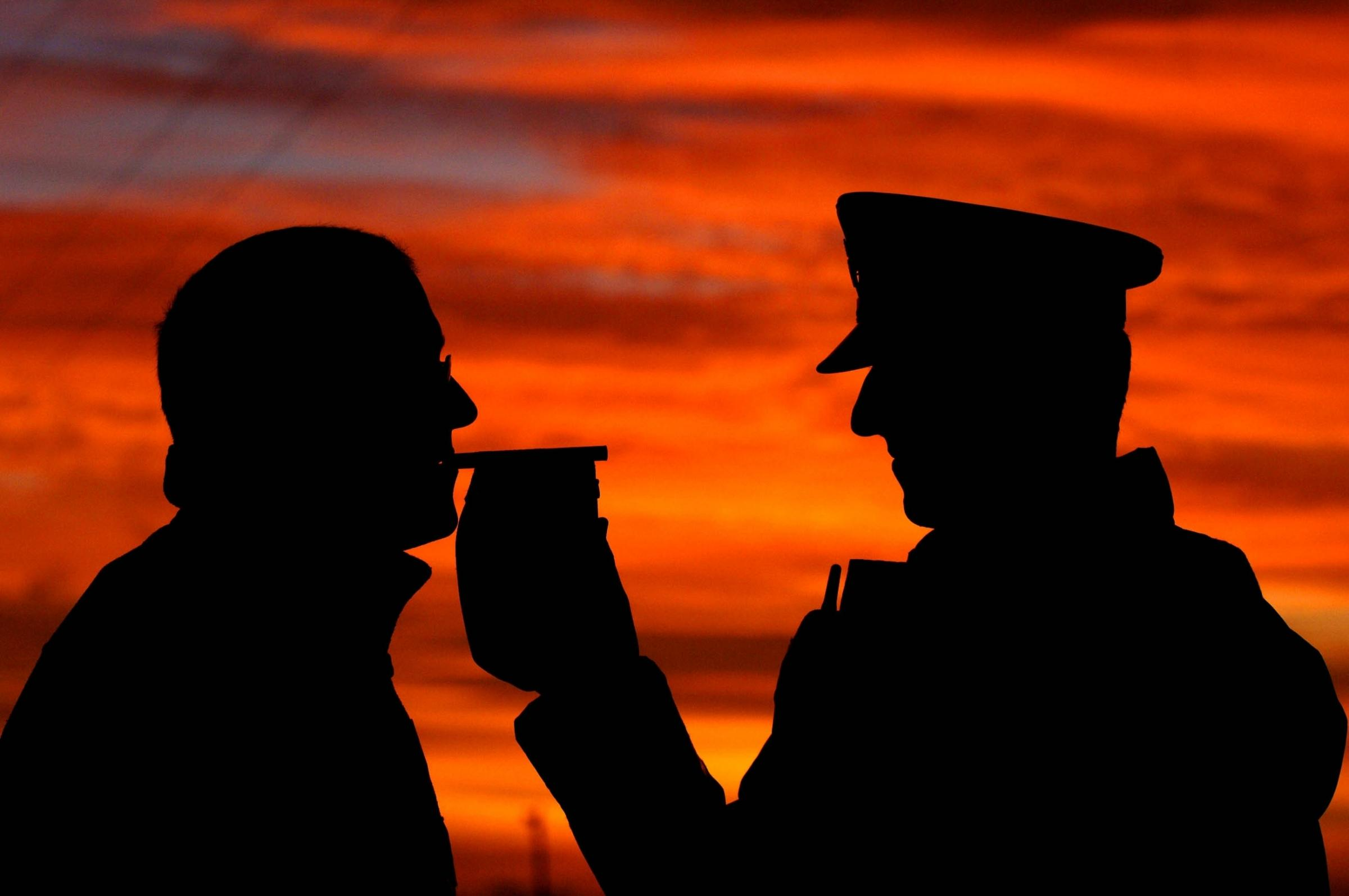 A drink-driver has been banned. PA Photo/John Giles.