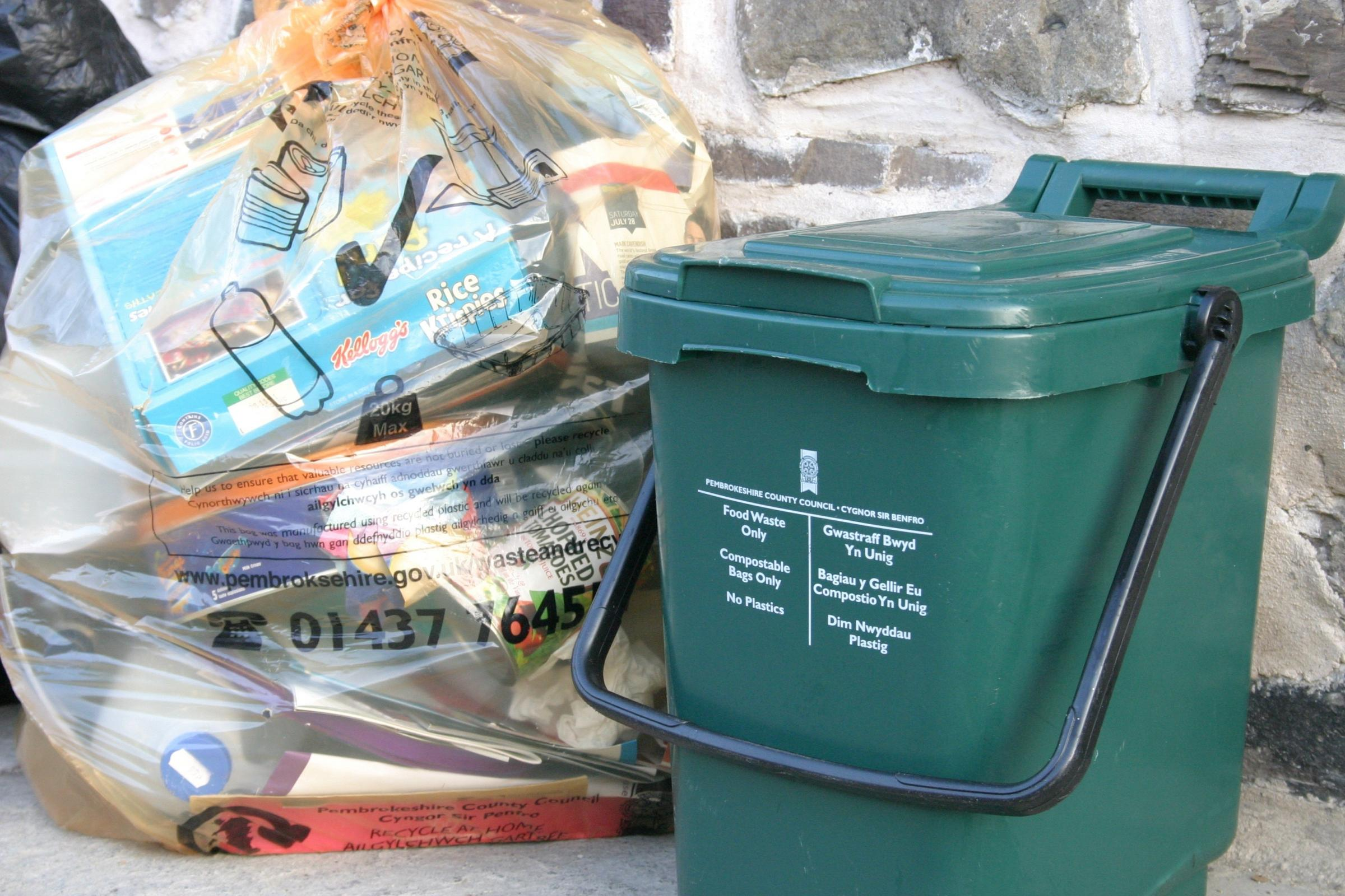 Another step closer to three-weekly bin collections for Pembrokeshire
