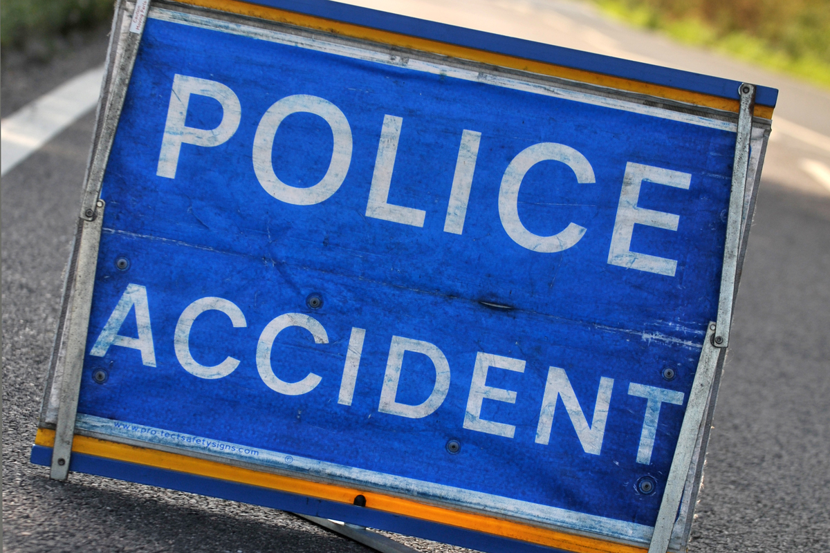 Woman hurt in Fishguard traffic accident