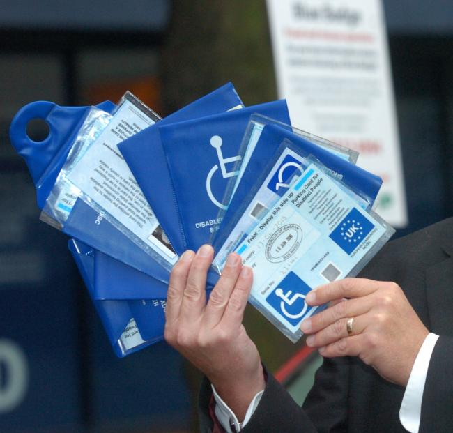 Blue Badge reminder letters scrapped to save cash