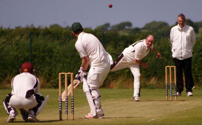There will be new rules in Pembrokeshire cricket this summer. PICTURE: Western Telegraph.