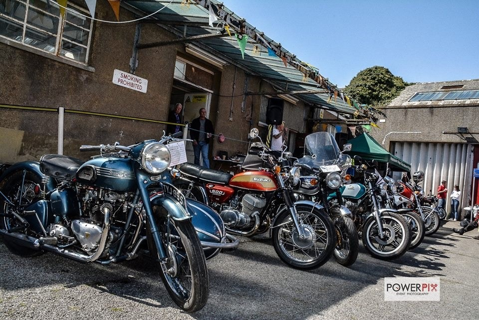 Rows of bikes at Haverhub. PICTURE: Powerpix
