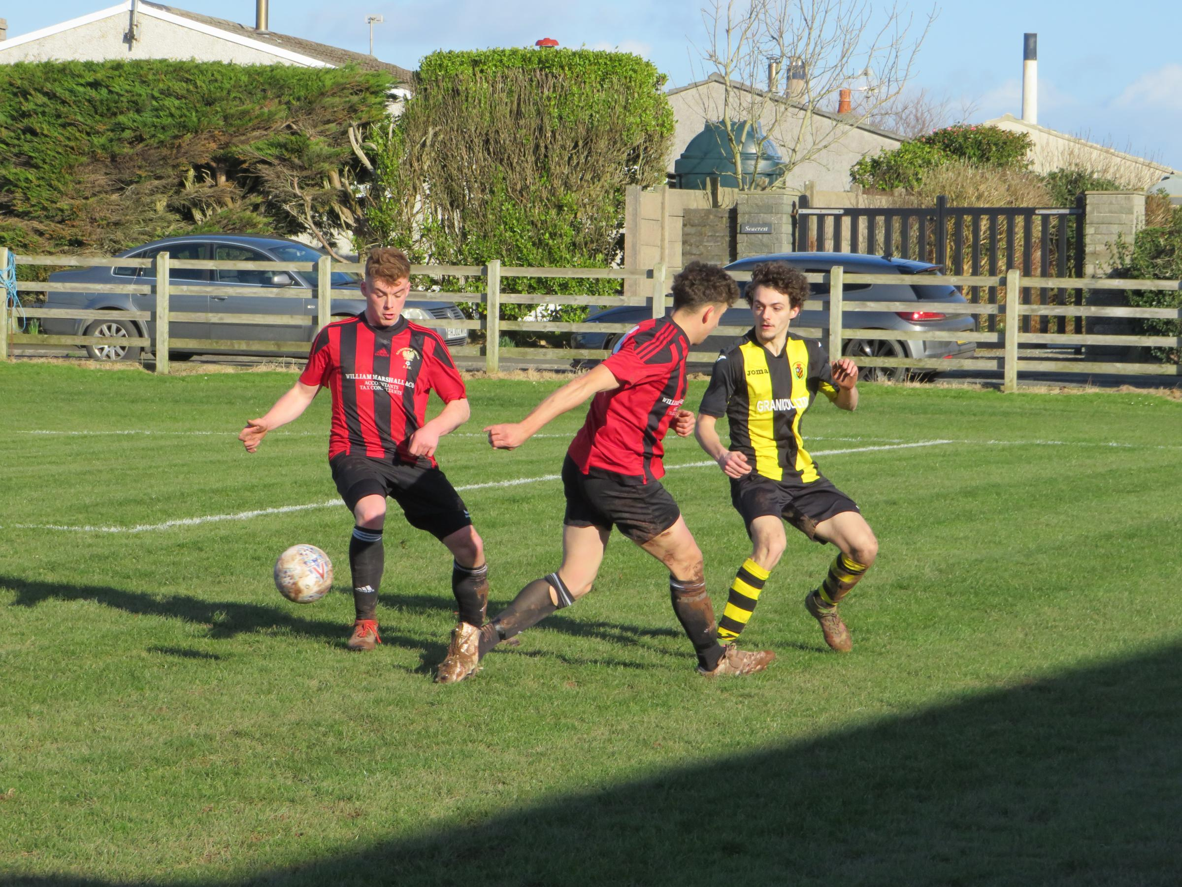 Goodwick and Herbie both return to league action.