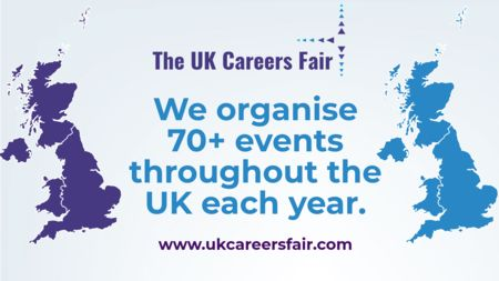 The UK Careers Fair in Stoke 27th February