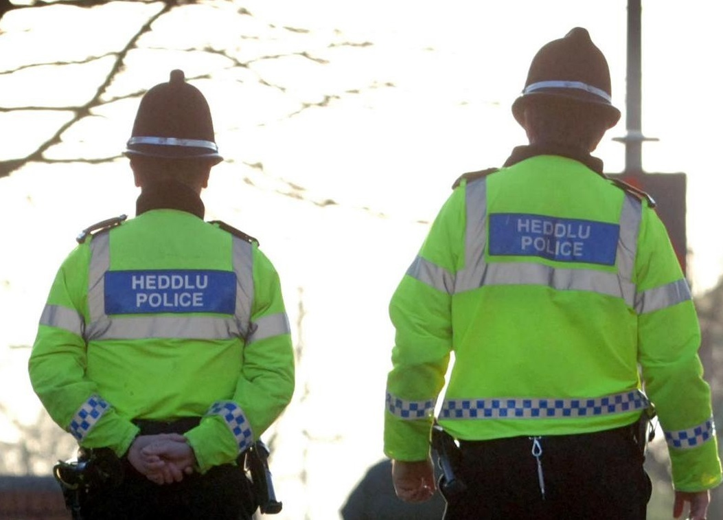 Police are investigating an indecent exposure in Milford Haven