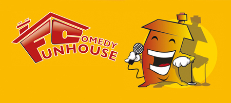 Funhouse Comedy Club - Comedy Night in Wrexham December 2019