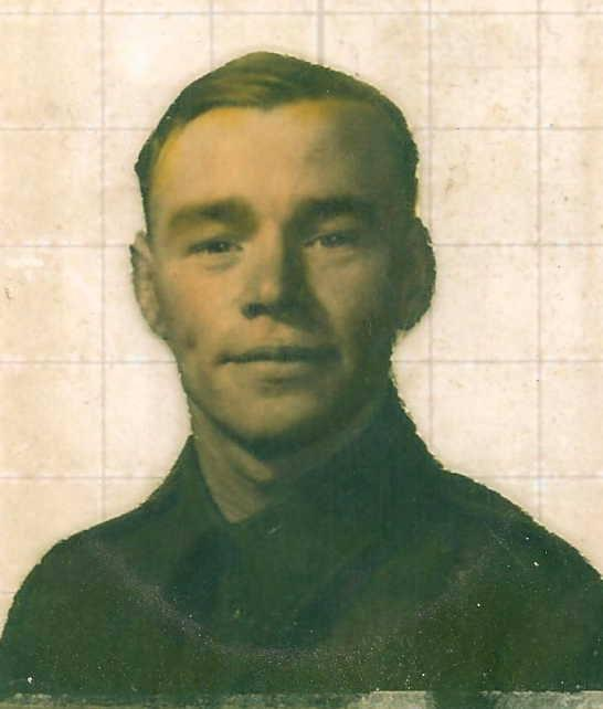 Milford Mercury: Frederick James Jones, who died after the D-Day landings.