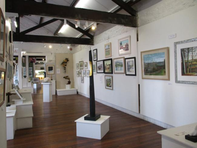 The Waterfront Gallery at Milford Haven