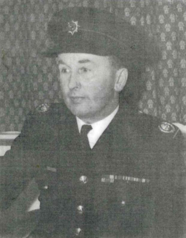 Milford Mercury: Allen Thomas was a chief fire officer in Dyfed.